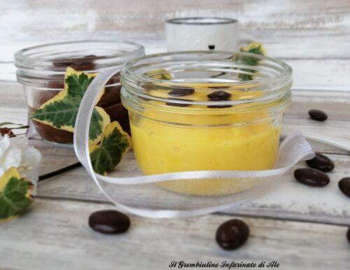 Crema bigusto leggera senza uova