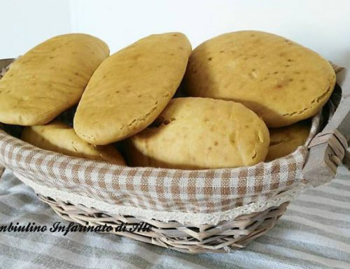Pane al Kamut senza lievito