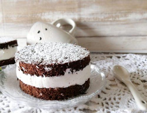 Mini tortine alla panna
