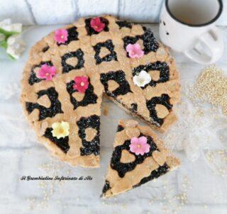Crostata con farina di Quinoa