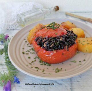 Pomodori al riso venere