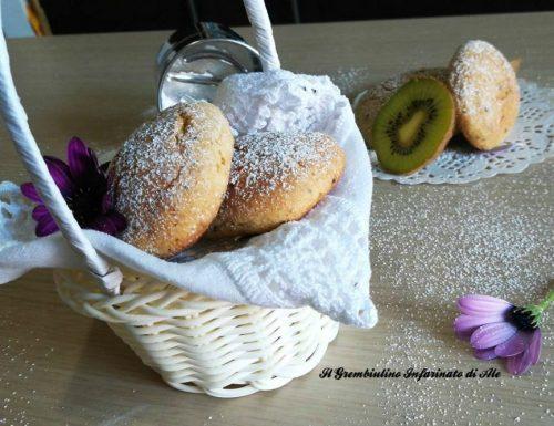 Biscotti al kiwi