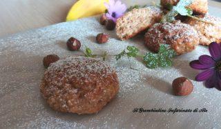 Biscotti integrali miele e banana
