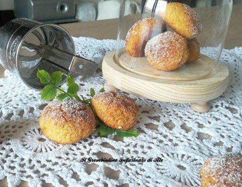 Ghoriba al cocco e miele