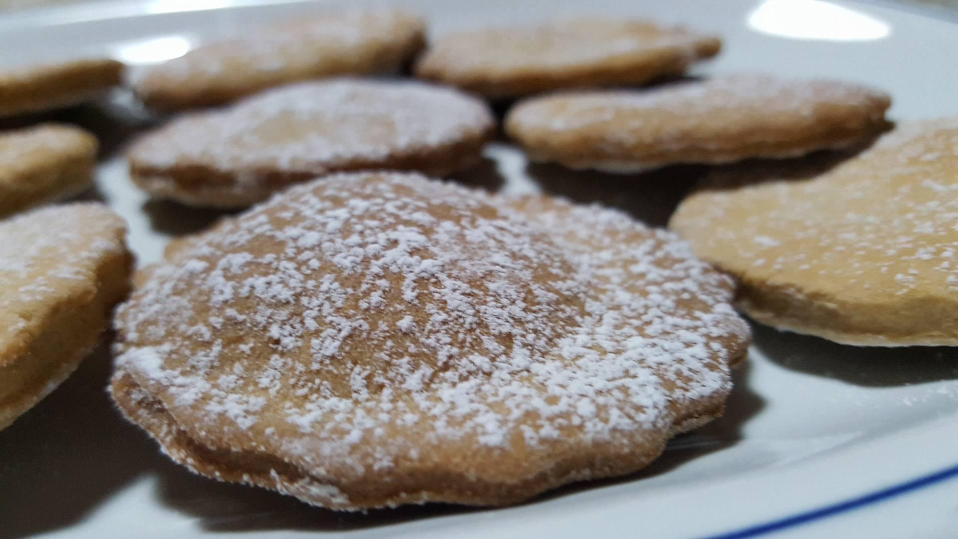 Biscotti DIETETICI con Farina di Farro al Caffè