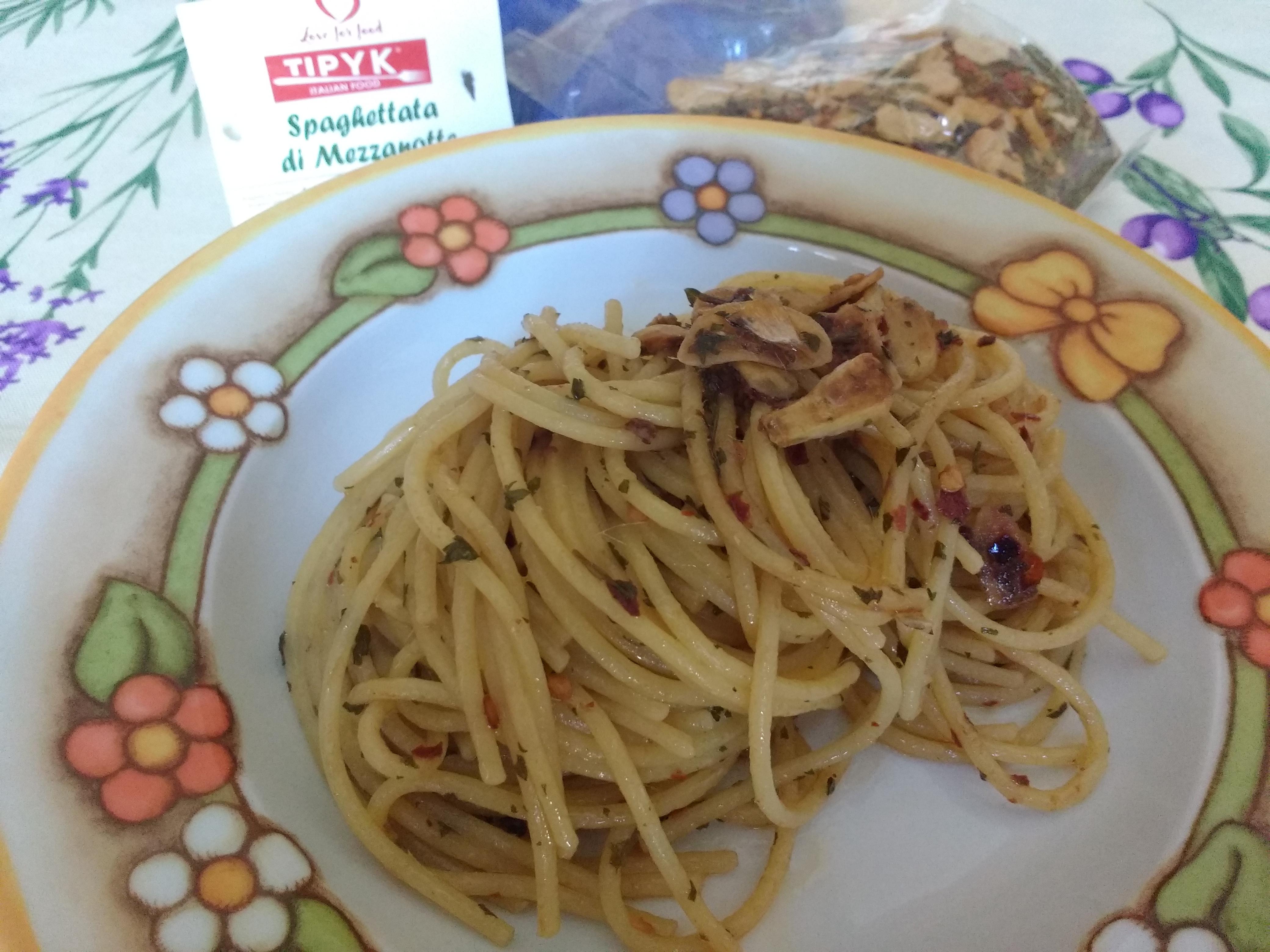3 ricette in collaborazione con tipyc italian food
