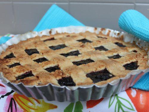 Pasta frolla  – Shortcrust pastry          per crostate e biscotti