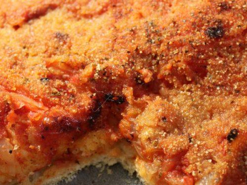 Sfincione, pizza siciliana una delizia dal gusto ricco