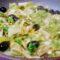 Scarola in padella olive e capperi, alla napoletana