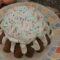 Ciaramicola, torta pasquale al liquore Alkermes tipica della regione Umbria - Easter cake