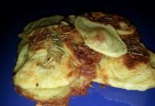 Tortino di patate con grana
