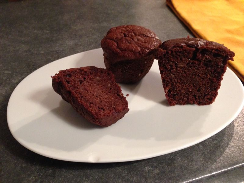 Muffin soffice light