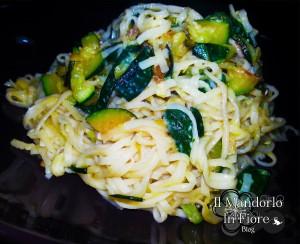 carbonara alle zucchine