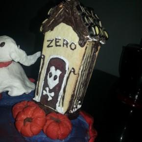 torta nightmare before christmas