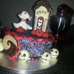 torta nightmare before christmas1