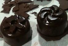 Cioccolatini all'arancia