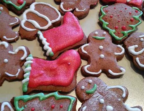 Biscotti di pan di spezie