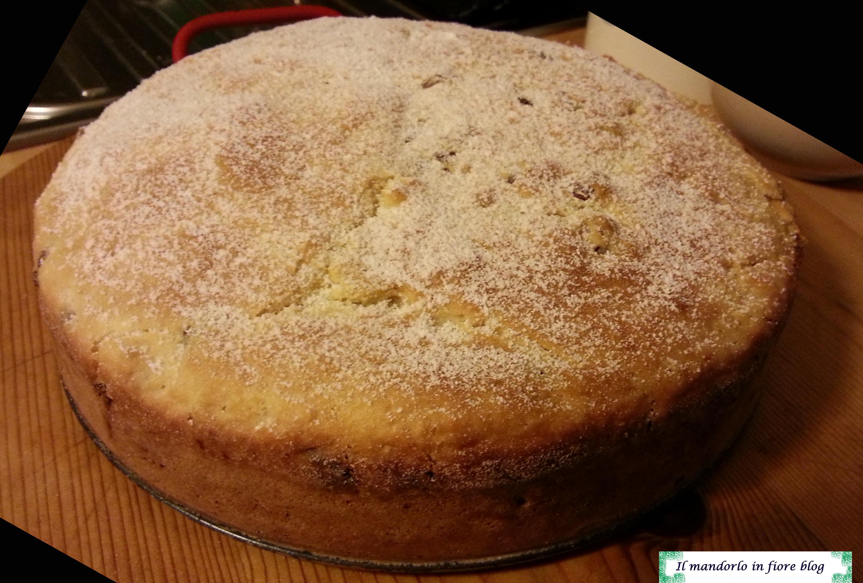 torta con il crescente