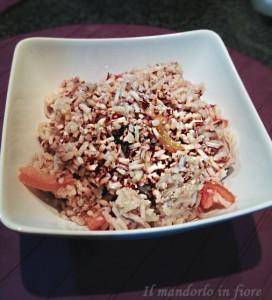 insalata ai tre risi