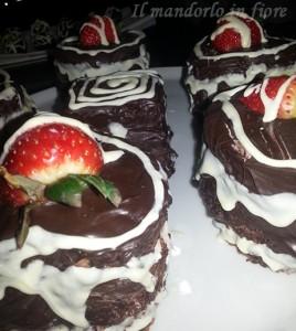 mini cake di san valentino
