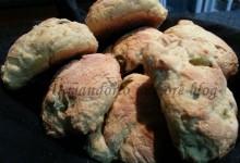 Panini alle olive con farina di Tumminia
