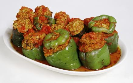 Peperoni alla turca
