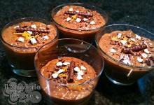 Mousse di arance e cacao