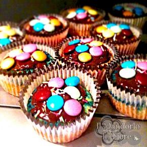 cup cake multicolor