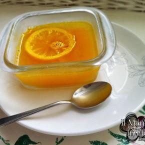 gelatina di agrumi