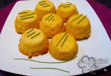 Timballetti di Sedano rapa e patate