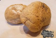 Pane integrale al farro