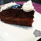 torta cioccolato e marmellata di albicocche
