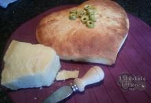 Pane olive e grana