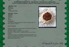 #Condividilatuaricetta 3° settimana- Ignazia Mascia Girasoli di melanzana peperoni