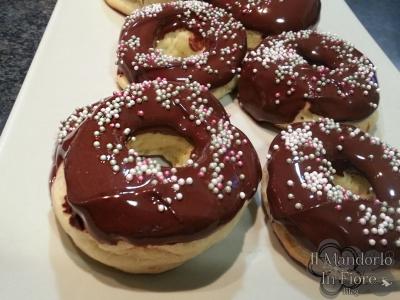 Donut con lievito madre
