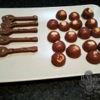Cioccolatini nocciole e pistacchi