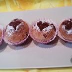 Cupcake arancia e cacao