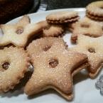 Biscotti alla marmellata di fichi