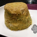 Tortini di zucchina e sbirro