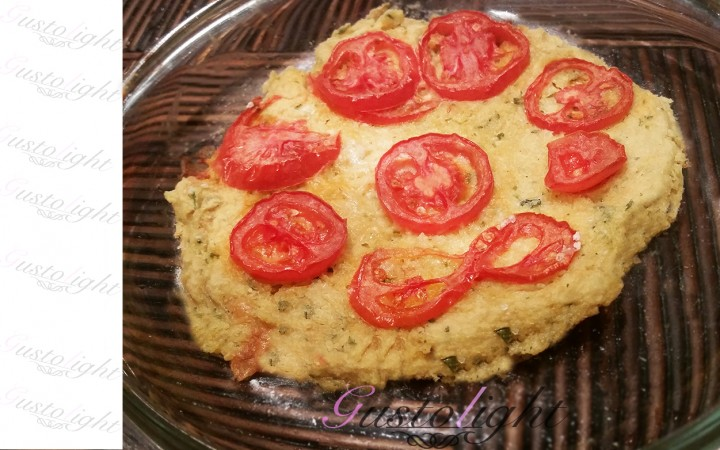 Ceciata al pomodoro