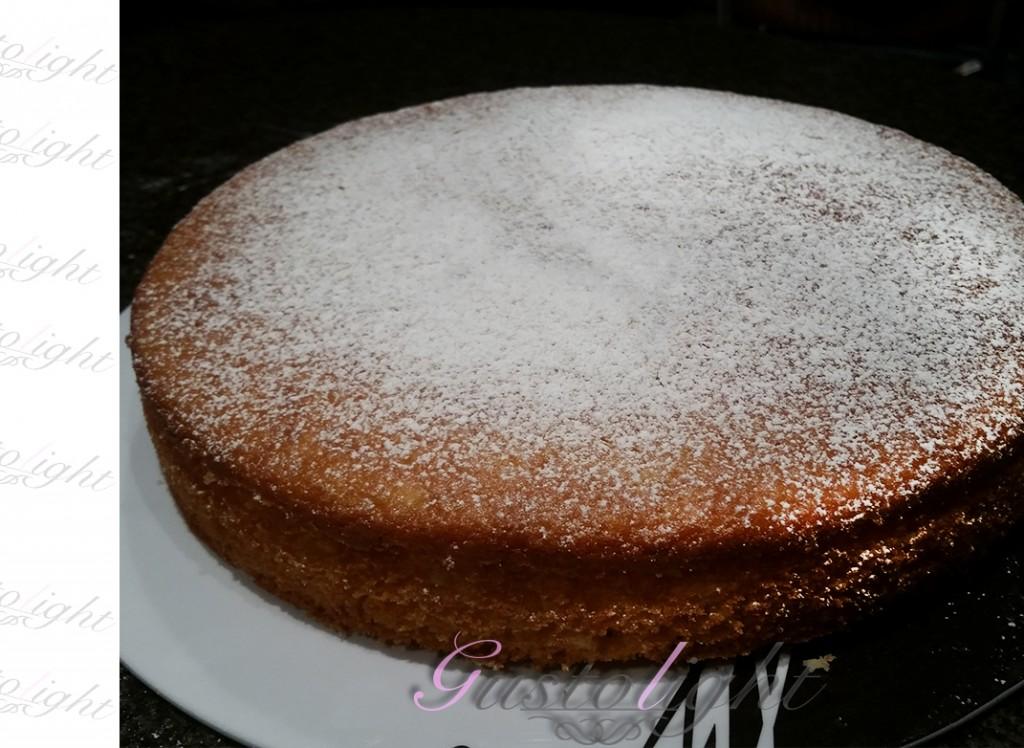 torta al limone allo yogurt