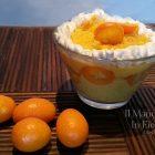 Coppette alla cremadi kumquat e limoncello