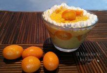 Coppette alla crema di kumquat e limoncello
