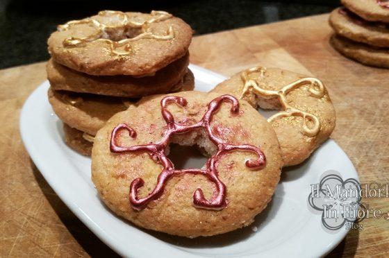 biscotti Nocciole e pistacchi