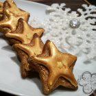 Biscotti dorati al marsala
