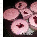 Coppette yogurt greco e frutti di bosco