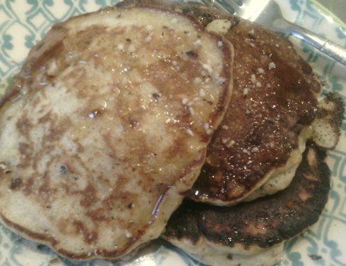 Pancake alla mela autunnali