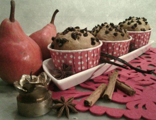 Tortino di pere alle spezie