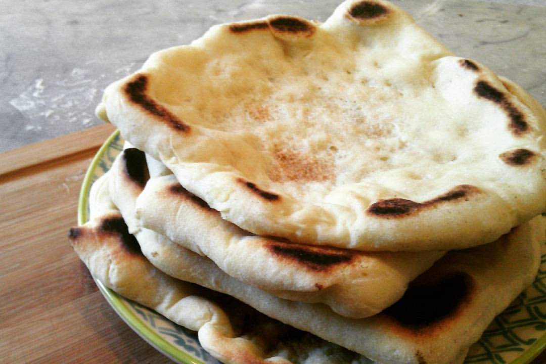 Pane arabo pita