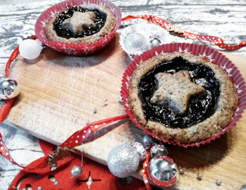 Mini linzer torte